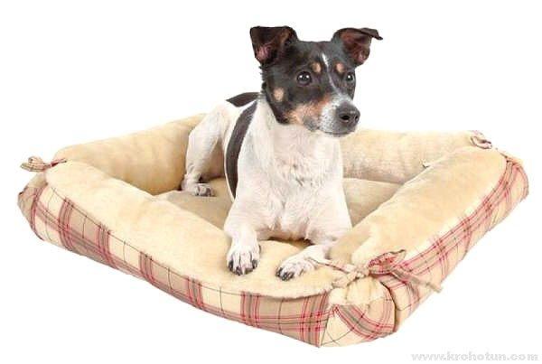 Сшить лежанку для собаки